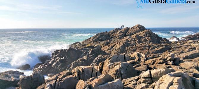 Faro de Corrubedo, espectacular encuentro entre la Tierra y el Mar
