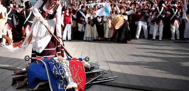 La Reconquista de Vigo, fiesta popular y viaje al pasado