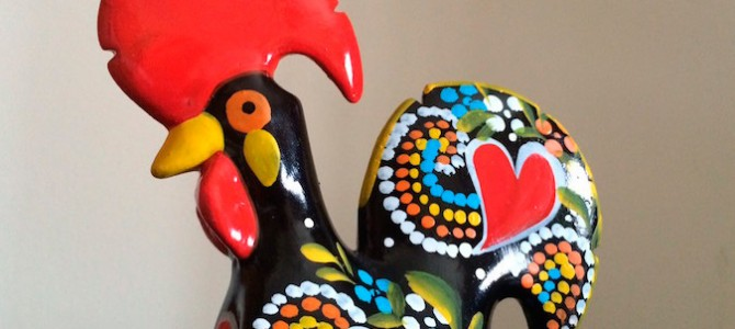 El gallo de Barcelos, la leyenda de un gallego que se convirtió en símbolo luso