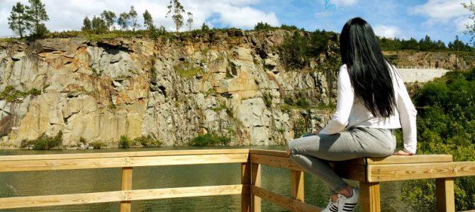 Lagoa de Pedras Miúdas, un ejemplo de regeneración de la naturaleza