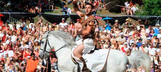 El Arde Lucus consigue ser declarada Fiesta de Interés Turístico Nacional