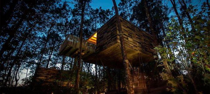 Cabanas do Barranco, la perfecta combinación entre el rural y el lujo