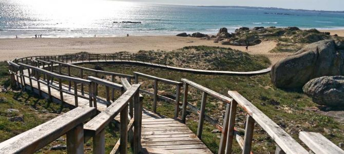 Playa do Vilar, un tesoro salvaje de Galicia