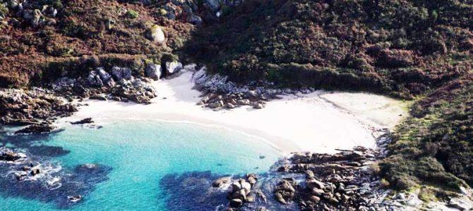 Calas Gallegas (1): Playa de Lagoelas