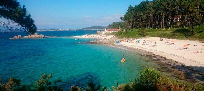 Calas Gallegas (4): Playa de Barreiriño, un pequeño escondite