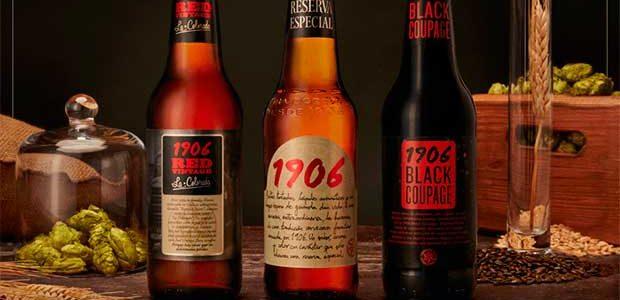 La cerveza gallega 1906 gana dos oros y una plata en los World Beer Challenge