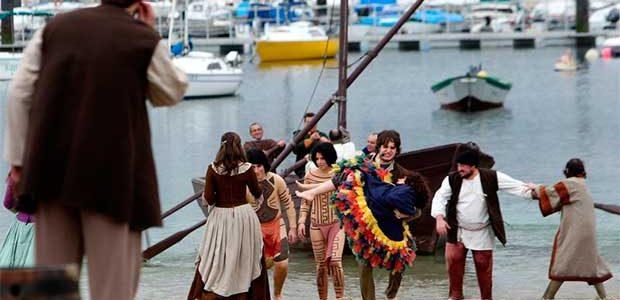 Rías Baixas promociona de forma conjunta sus 9 fiestas de interés turístico