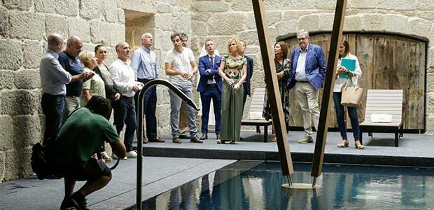 Galicia inaugura su primer 'spa' de vinoterapia en Leiro