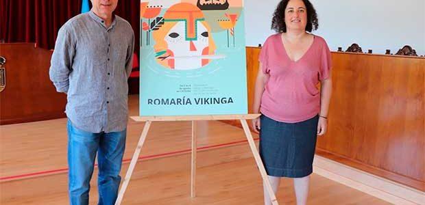 Catoira presenta un adelanto de la Romería Vikinga 2019