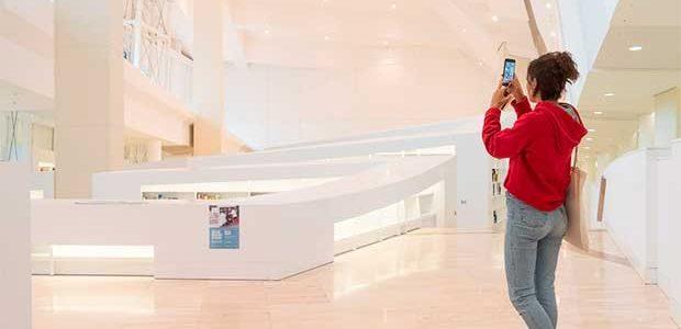 El Gaiás reactiva su programa de visitas guiadas con plazas limitadas