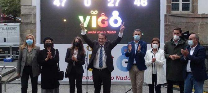 Vigo ya tiene fecha para las esperadas luces de Navidad 2021